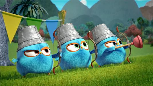 Angry Birds Blues Knights of the BBQ (2017– ) Online