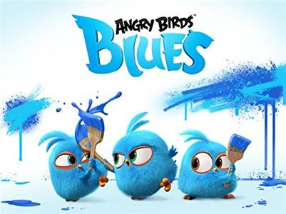 Angry Birds Blues  Online