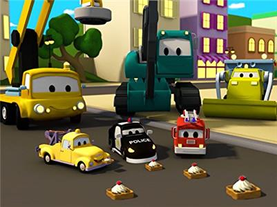 Construction Squad of Car City Construction Squad builds a Waffle Factory and a Cleaning Robot (2016–2017) Online