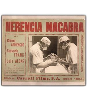 Herencia macabra (1940) Online