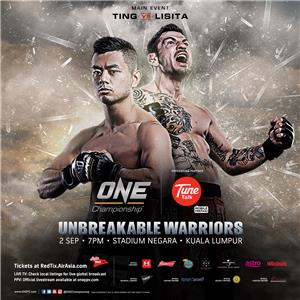 ONE Championship: Unbreakable Warriors (2016) Online