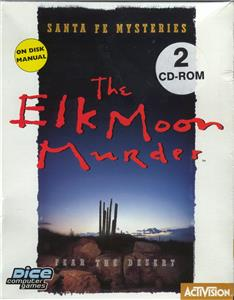 Santa Fe Mysteries: The Elk Moon Murder (1996) Online