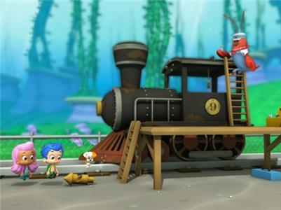 Bubble Guppies Triple Track Train Race (2011–2019) Online