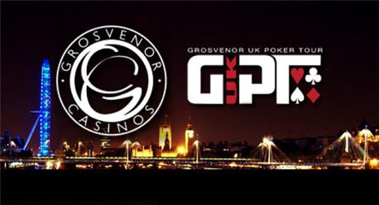 Grosvenor UK Poker Tour  Online