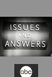 Issues and Answers Episode dated 30 August 1964 (1960–1981) Online