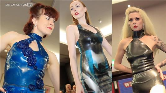 Latex Fashion TV London Alternative Market 2015 Fashion Show (2015– ) Online