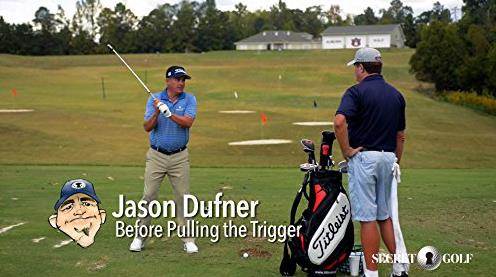 Secret Golf Player Channel Secret Golf - Player Channel - Jason Dufner Before Pulling the Trigger (2016– ) Online