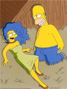 The Simpsons Natural Born Kissers (1989– ) Online