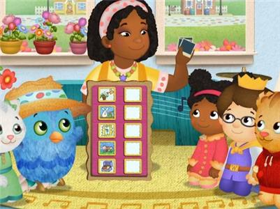 Daniel Tiger's Neighborhood Line Leader Daniel/Neighborhood Jobs (2012– ) Online