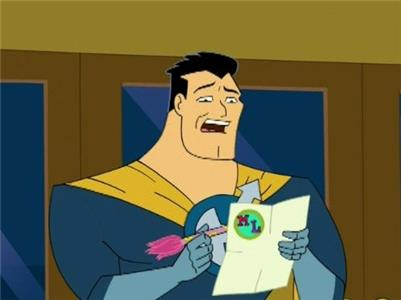 Drawn Together Captain Girl (2004–2007) Online