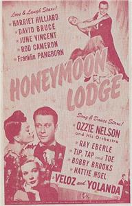 Honeymoon Lodge (1943) Online