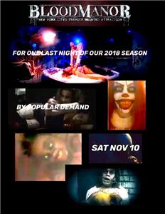 Blood Manor 2018 NYC: Saturday, November 10th! (2018) Online