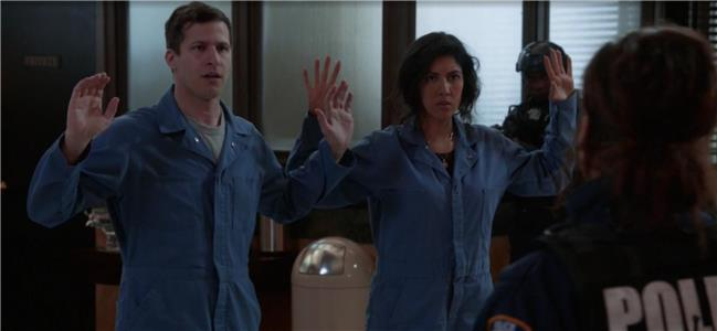 Brooklyn Nine-Nine The Bank Job (2013– ) Online