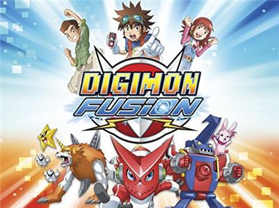 Digimon Fusion Mikey Goes to Another World (2013– ) Online