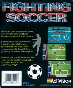 Fighting Soccer (1988) Online