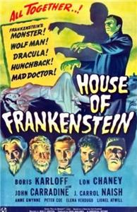 Jeepers Creepers Theater House of Frankenstein (1962–1966) Online