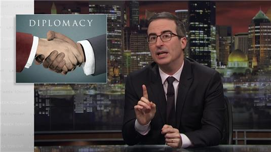 Last Week Tonight with John Oliver Iran Deal (2014– ) Online
