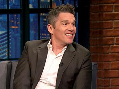 Late Night with Seth Meyers Ethan Hawke/Danielle Brooks/Louie Anderson (2014– ) Online