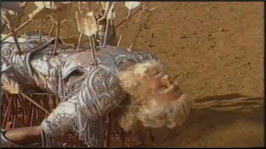 Mahabharat Bhishma lies on the Bed of Arrows, Karna meets Bhisma (1988–1990) Online