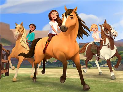 Spirit Riding Free Lucky and the Treacherous Trail (2017– ) Online