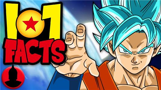 107 Facts 107 Dragon Ball Super Facts! Feat. Anime Live Reactions - (Tooned Up #266) (2015– ) Online