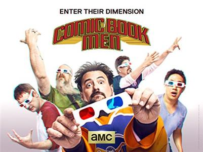 Comic Book Men Sucka M.C. (2012– ) Online