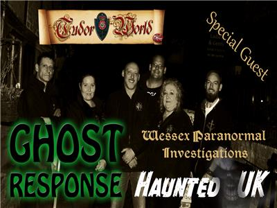 Ghost Response Haunted UK Tudor World Stratford upon Avon (2018– ) Online