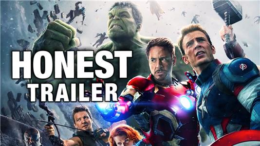 Honest Trailers Avengers: Age of Ultron (2012– ) Online