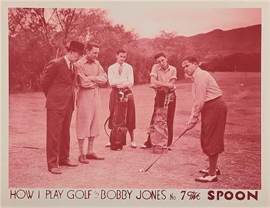 How I Play Golf, by Bobby Jones No. 7: 'The Spoon' (1931) Online