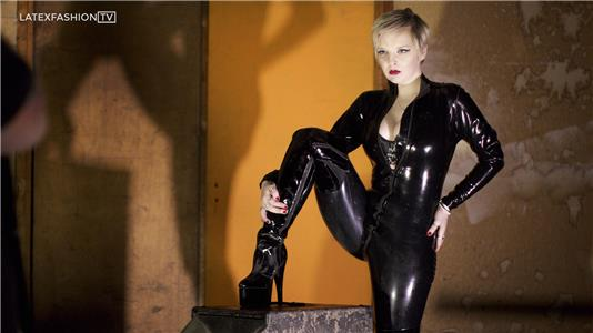 Latex Fashion TV Acey Spacey - Latex Catsuit (2015– ) Online
