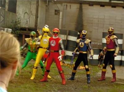 Power Rangers Ninja Storm The Wild Wipeout (2003–2004) Online