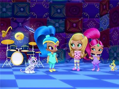 Shimmer and Shine Sleep-Over Party (2015– ) Online