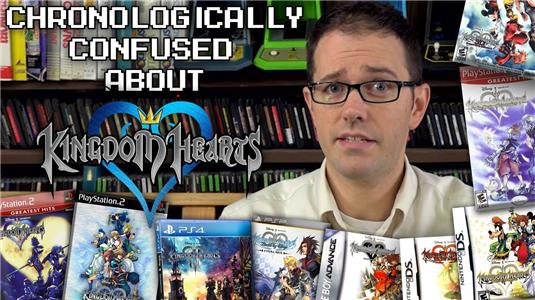 The Angry Video Game Nerd Chronologically Confused about Kingdom Hearts (2004– ) Online
