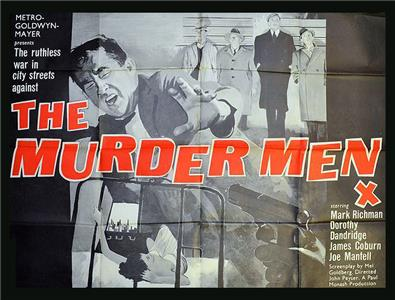 The Murder Men (1961) Online