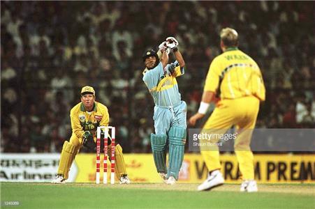 Wills World Cup Cricket 1996 Match 19: Australia vs India (1996– ) Online