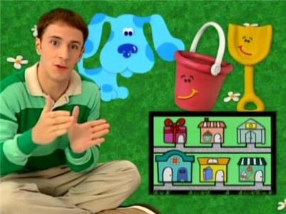 Blue's Clues Geography (1996–2007) Online