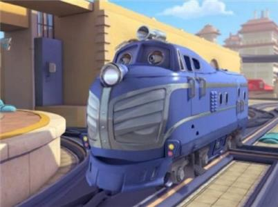 Chuggington Wilson and the Paint Wagon (2008– ) Online