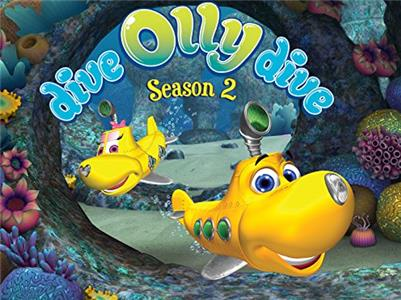 Dive Olly Dive! Sea Creature Skid (2005– ) Online