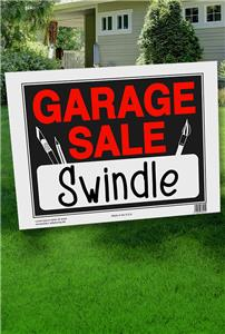 Garage Sale Swindle  Online