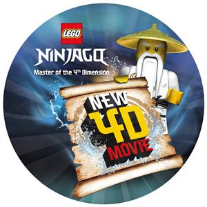 Lego Ninjago: Master of the 4th Dimension (2018) Online