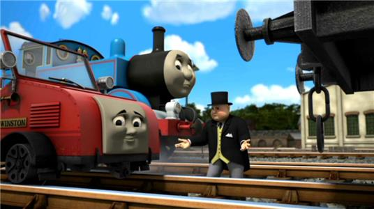 Thomas & Friends: Clips (UK) The Fat Controller is Back in the Driving Seat (2013– ) Online