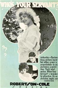 Who's Your Servant? (1920) Online
