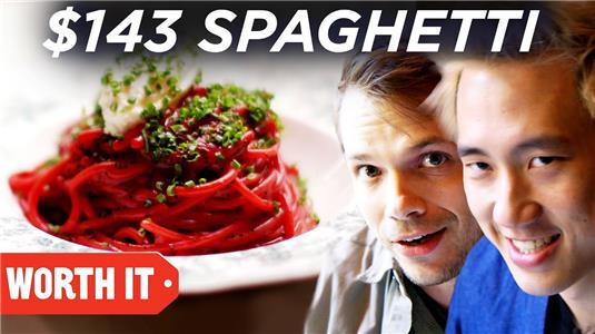 Worth It $15 Spaghetti vs. $143 Spaghetti (2016– ) Online