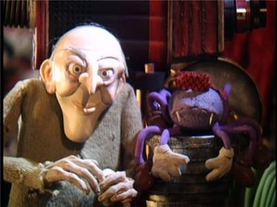 Grizzly Tales for Gruesome Kids The New Nanny (2000– ) Online