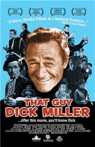 That Guy Dick Miller (2014) Online