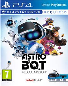 Astro Bot: Rescue Mission (2018) Online