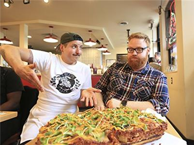 Ginormous Food Detroit: Motor City to Chow Town (2016– ) Online