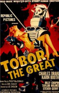 Jeepers Creepers Theater Tobor the Great (1962–1966) Online