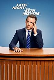 Late Night with Seth Meyers David Duchovny/Megan Boone/Jillian Jacqueline (2014– ) Online