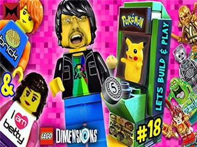 Let's Play with FGTeeV Pikachu Lego Dimensions Midway Arcade Fun (2015– ) Online